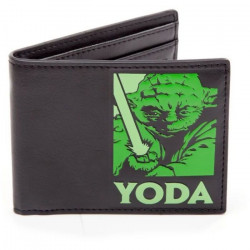 Portefeuille pliable Star Wars: Yoda