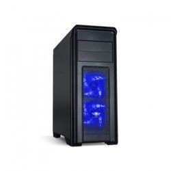 Spirit of Gamer Boîtier PC Revolution One Blue Victory