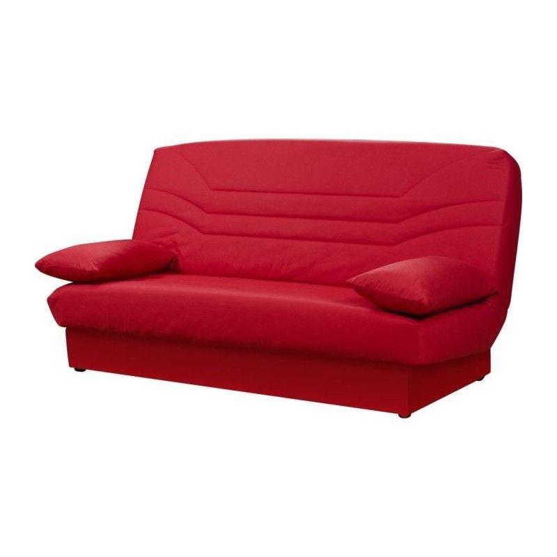 coco banquette clic clac 3 places 190x89x90 cm. Black Bedroom Furniture Sets. Home Design Ideas