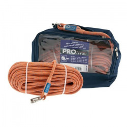 POLYROPES Drisse Proline Gris-orange 12mm 40m
