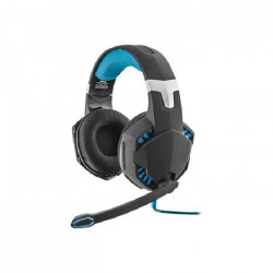 TRUST Micro-Casque Gamer GXT 363 - Son surround virtuel 7.1 - Basses vibrantes - USB