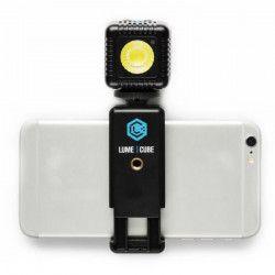 PNJ LUME CUBE LC-PC11 Adaptateur clip pour Lume Cube sur smartphone - Noir