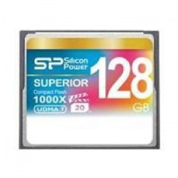SILICON POWER Carte mémoire Compact Flash 1000X - 128 Go