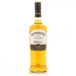 Whisky Bowmore 12 ans