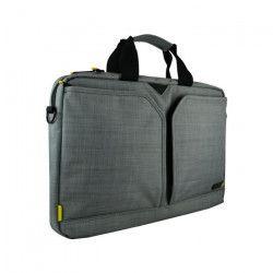 TECHAIR Sacoche pour ordinateur portable Evo 14` - 15.6` - Gris