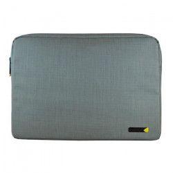 TECHAIR Housse pour ordinateur portable Evo 14` - 15.6` Polyester Texturé - Poches Accessoires - Gris - Intérieur