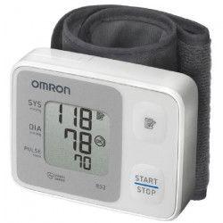 OMRON RS2 - Tensiometre poignet - 30 mesures - Indicateur d`installation correcte Intellisense