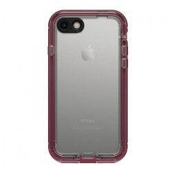 LIFEPROOF NÜÜD Étui de protection étanche - Iphone 7 - Violet prune