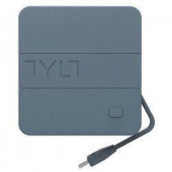 TYLT Chargeur de voyage pour IPod / IPhone Light ENERGI6K - Noir / Gris