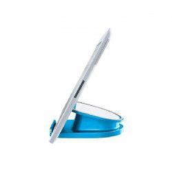 LEITZ Support de bureau rotatif pour tablette Wow - Bleu