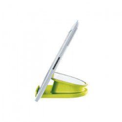 LEITZ Support de bureau rotatif pour tablette Wow - Vert