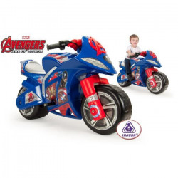 AVENGERS Moto électrique enfant 6V - Marvel