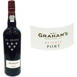 Graham`s 6 Grapes Reserve 0.75L 20%