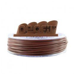 NEOFIL3D Filament pour Imprimante 3DABS - Marron - 1,75 mm - 750g