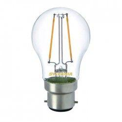 SYLVANIA Ampoule LED RETRO Filament A60 B22 40W