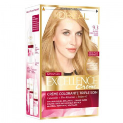 L`OREAL Coloration Blond tres clair Excellence Creme x 2