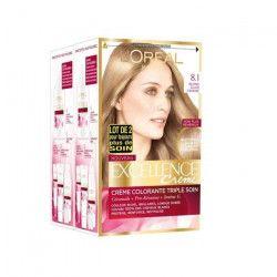 L`OREAL PARIS Coloration Blond clair Excellence Creme x 2