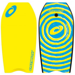 OSPREY Planche Bodyboard 41` Spiral - Jaune