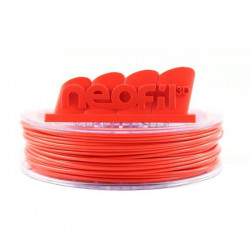Neofil3D Cartouche de filament PLA - 2,85mm - Rouge - 750 g