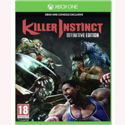 Killer Instinct Definitive Edition Jeu Xbox One