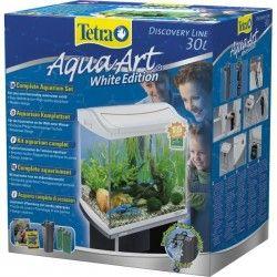 TETRA - Aquarium AquaArt 30L blanc