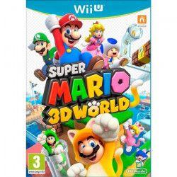 Super Mario 3D World Jeu Wii U