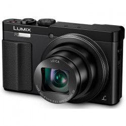 PANASONIC LUMIX DMC-TZ70 Appareil photo numérique compact 12.1 MP - 30x zoom optique - Wi-Fi, NFC - Noir