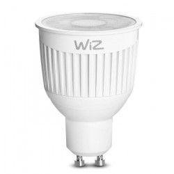 WIZ SMART Ampoule spot LED RGBW connectée GU10 7 W équivalent a 35 W couleur