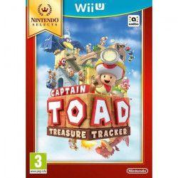 Captain Toad Treasure Select Jeu Wii U