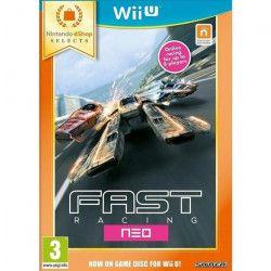 Fast Racing Néo Select Jeu Wii U