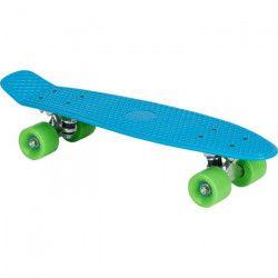 UP2GLIDE Skateboard Vintage 22 - Enfant mixte - Bleu
