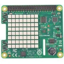 RASPBERRY PI Carte d`extension avec capteurs intégrés Sense Hat