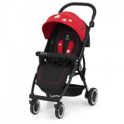 KIDDY Poussette Urban Star Chili Red