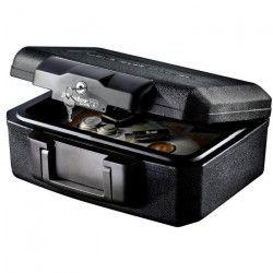 MASTER LOCK Coffre de sécurité ignifugé transportable - 5L - pour documents, USB, etc