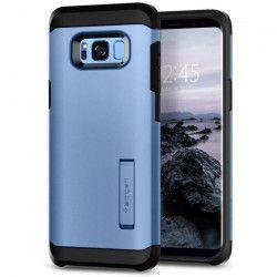 SPIGEN Coque Tough Armor pour Galaxy S8 Plus - Bleu
