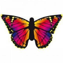 HQ Cerfs-Volants Monofils Butterfly Ruby L130 X 80