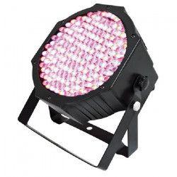 IBIZA LP64LED-BAT Projecteur PAR a LED RVB
