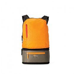 LOWEPRO LP37023 Sac pour Réflex compact ou appareil photo hybride - Design convertible - Orange