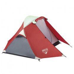 BESTWAY Tente Calvino avec absides avant et arriere de 60cm - 2 places