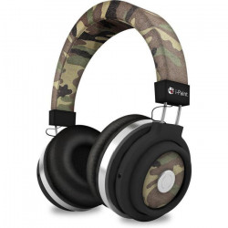 I-PAINT Casque Bluetooth - Camouflage