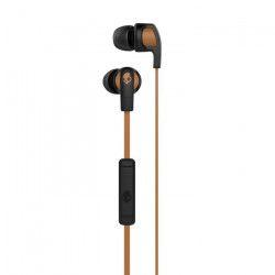 SKULLCANDY Écouteurs Intra-auriculaires Smoking Bud 2 - Avec micro - Noir et Marron