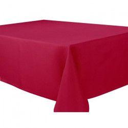 VENT DU SUD Nappe MOGADOR - 160 x 300 cm - Rouge pavot