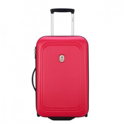 VISA DELSEY Valise trolley Airtrip a 2 roues - 54 cm - Rouge