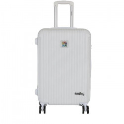 KEITH HARING Valise de long séjour - 70 cm - Blanc