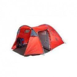 COLUMBUS Tente Enol - 4 places - Rouge