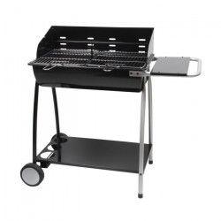 Barbecue Giga au Charbon de bois - Noir