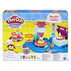 PLAY-DOH Kitchen Créations - Cake Party