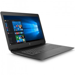 HP PC pavilion 17 pouces - 17ab313nf - RAM de 8Go - Core i5-7200U - Nvidia GTX 1050 - Stockage 1To + 128 Go SSD -