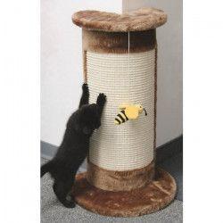 KERBL Arbre a chat angulaire 58cm - Brun
