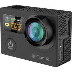 QANTIK SCOPE 170 Caméra de sport grand angle 4K - Noir